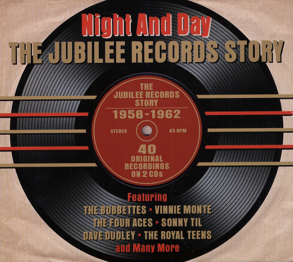 Night & Day - The Jubilee Records Story (2-CD)