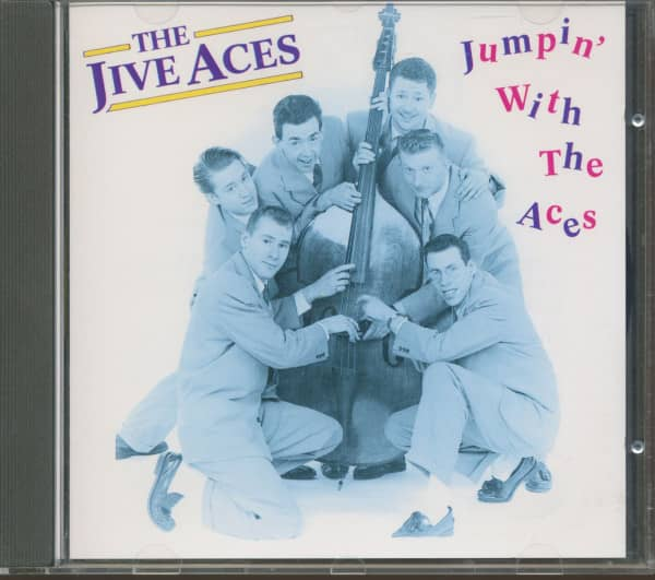 Jumpin' With The Aces (CD)