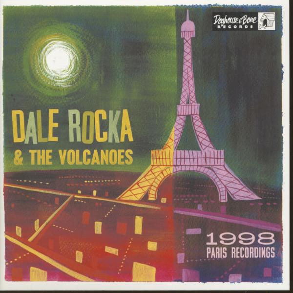 1998 Paris Recordings (LP, 10inch)