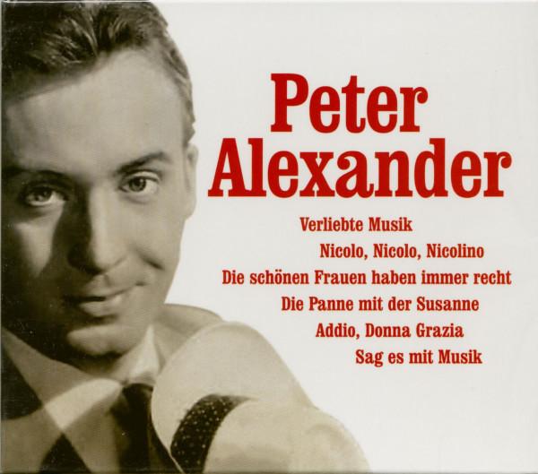Peter Alexander (CD)