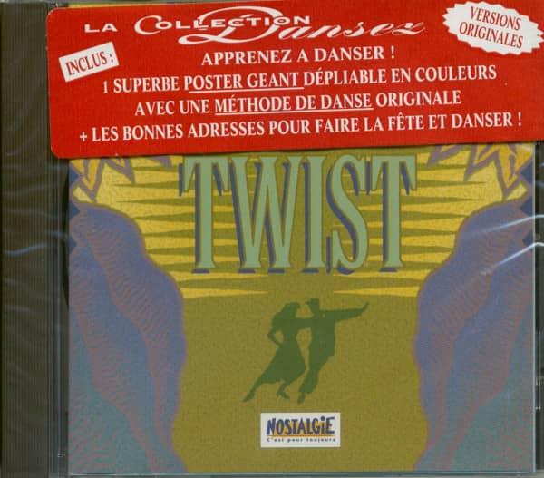 Collection Dansez Vol.14 - Le Twist (CD)