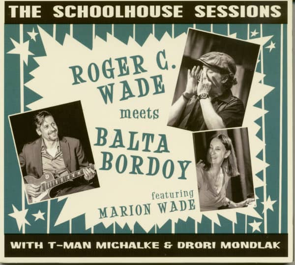 The Schoolhouse Sessions (CD)