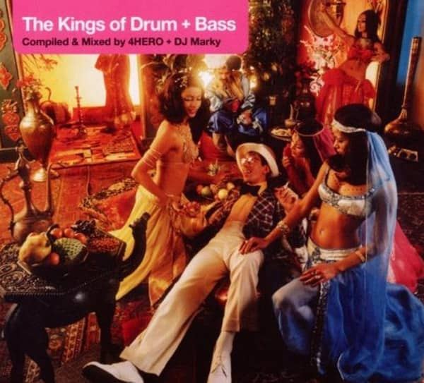 The Kings Of Drums + Bass (2-LP)