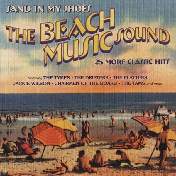 Vol.2, Beach Music - Sand In My Shoes