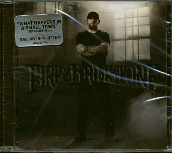 Fire & Brimstone (CD)
