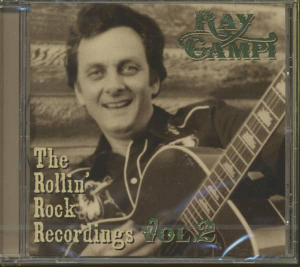 The Rollin' Rock Recordings, Vol.2 (CD)