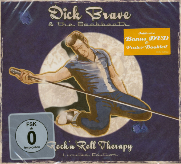 Rock & Roll Therapy (CD&DVD)