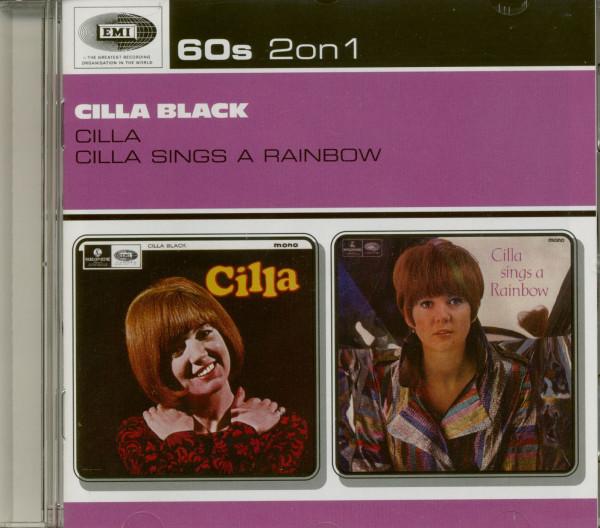Cilla & Cilla Sings A Rainbow (CD)