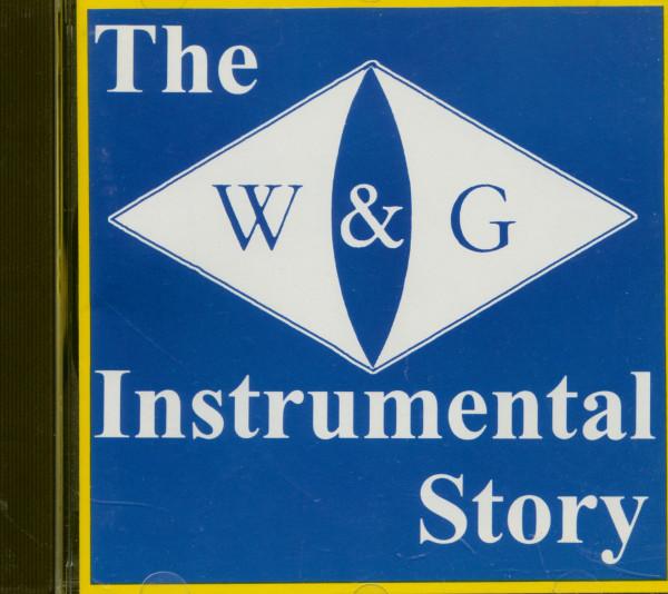The W&G Instrumental Story (CD)