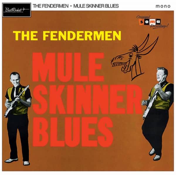 Mule Skinner Blues...plus (180g)