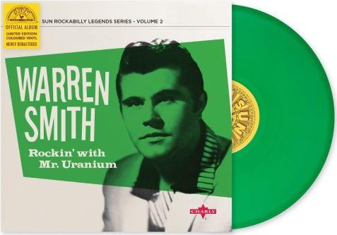 Rockin' With Mr.Uranium (LP, 10inch, Ltd.)