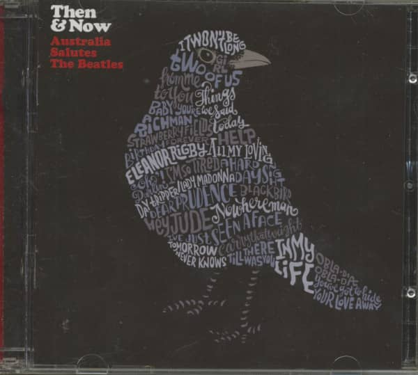 Then & Now - Australia Salutes The Beatles (2-CD)