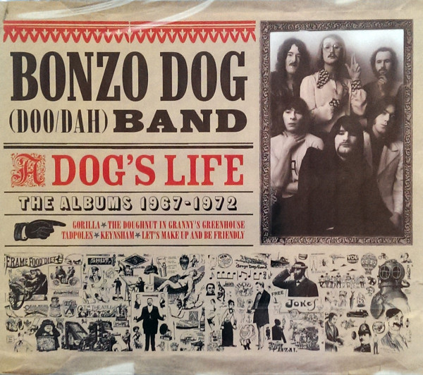 A Dog's Life - The Albums 1967-72 (3-CD)