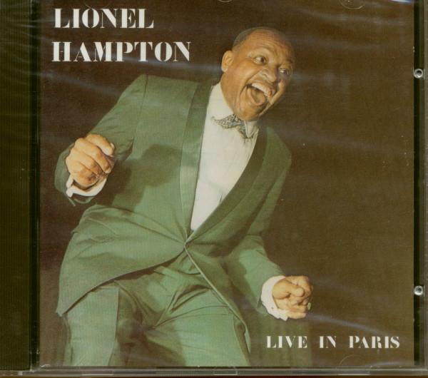 Live In Paris (CD)
