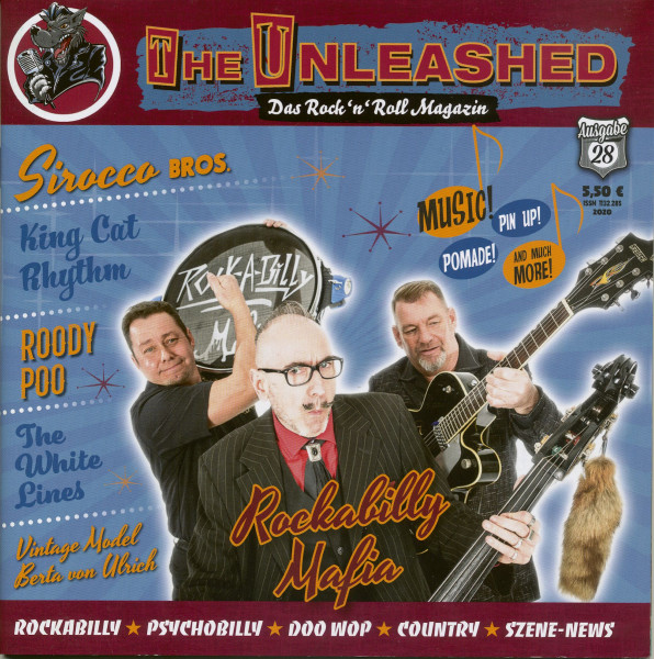 Das Rock'n'Roll Magazin - Ausgabe 28