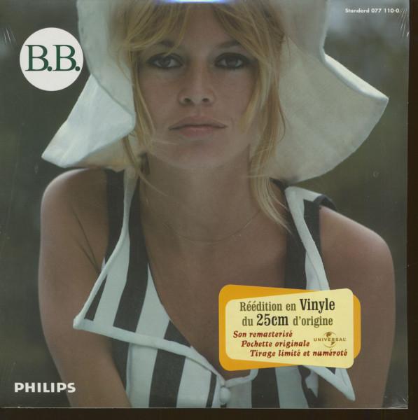 B.B. 64 (10inch LP, Limited Edition)