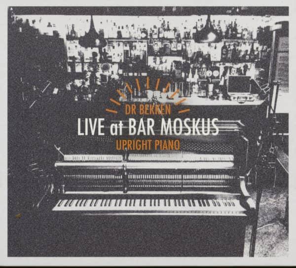 Live At Bar Moskus - Upright Piano (CD)