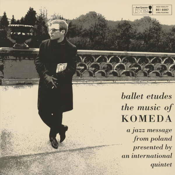 Ballet Etudes-The Music Of Komeda (Vinyl)