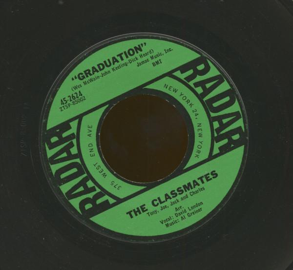 Graduation - Teenage Twister (7inch, 45rpm)