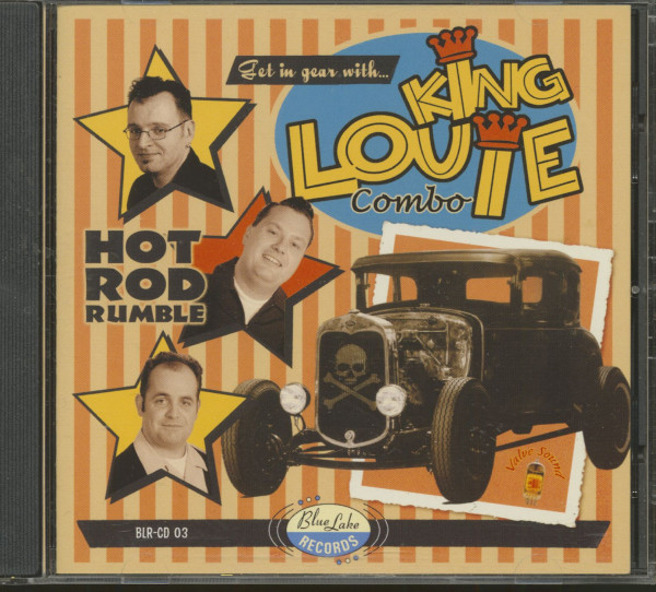 Hot Rod Rumble (CD)