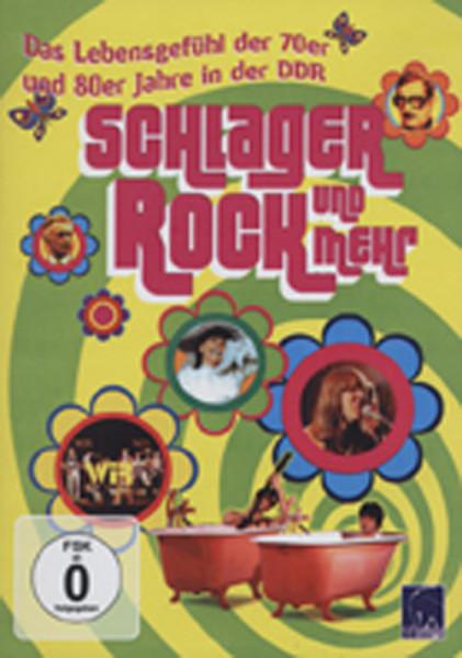 Schlager, Rock und mehr - Das Lebensgefühl der 70er und 80er Jahre In Der DDR (DVD)