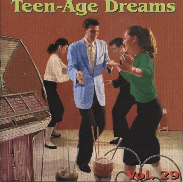 Teen-Age Dreams Vol.29