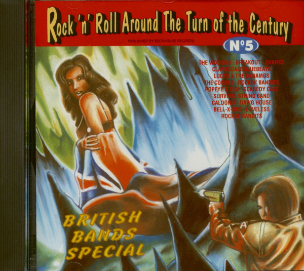Rock'n'Roll Around The Turn Of Century Vol.5 (CD)