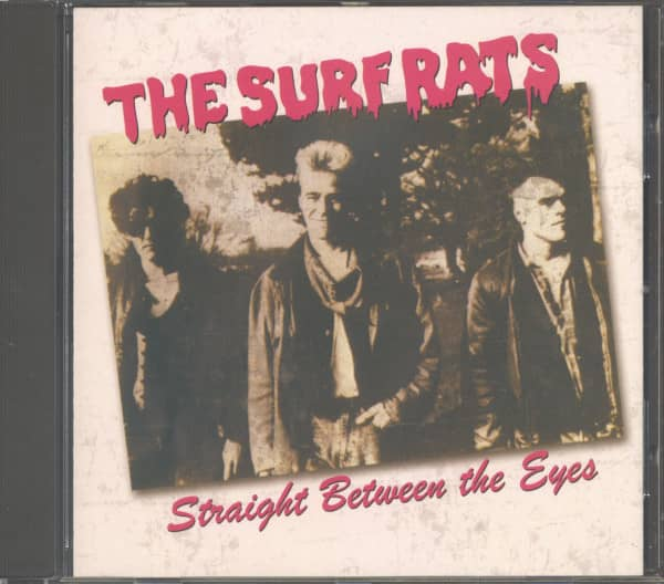 Straight Between The Eyes (CD)