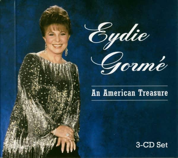 An American Treasure (3-CD DeLuxe Digipack)