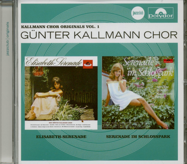 Kallmann Chor Originals Vol.1 (CD)
