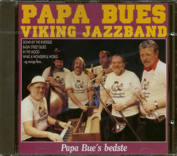 Papa Bue's Bedste (CD)