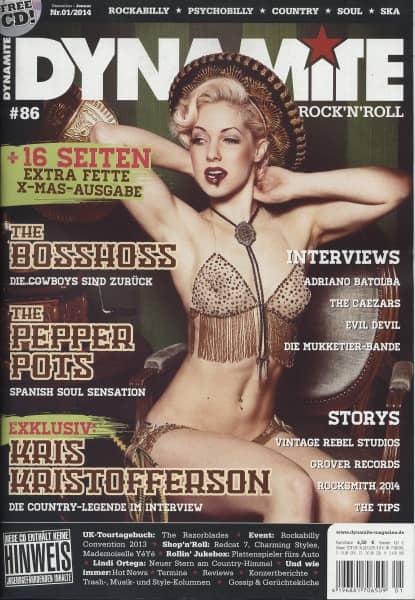Nr.86 (2014-1) - Magazin & CD