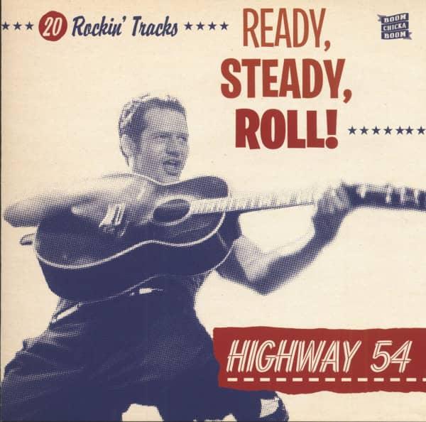 Ready, Steady, Roll!