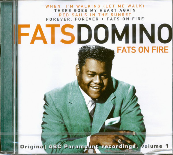 Fats On Fire - The Paramount Years Vol.1 (CD)