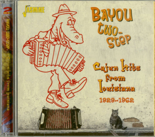 Bayou Two-Step - Cajun Hits From Louisiana 1929-1962 (2-CD)