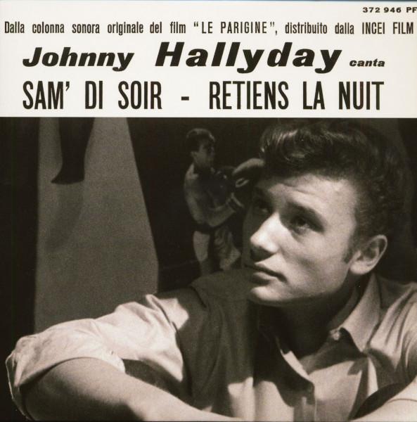 Le Parigine - Soundtrack (7inch, EP, 45rpm, PS, SC, Pastel Grey Vinyl, Ltd.)
