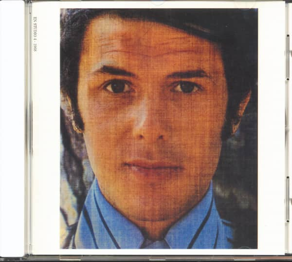 C'est Ma Vie - En Studio 4 - 1968 (CD)