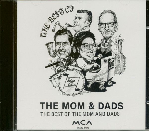 The Best Of The Mom & Dads (CD)