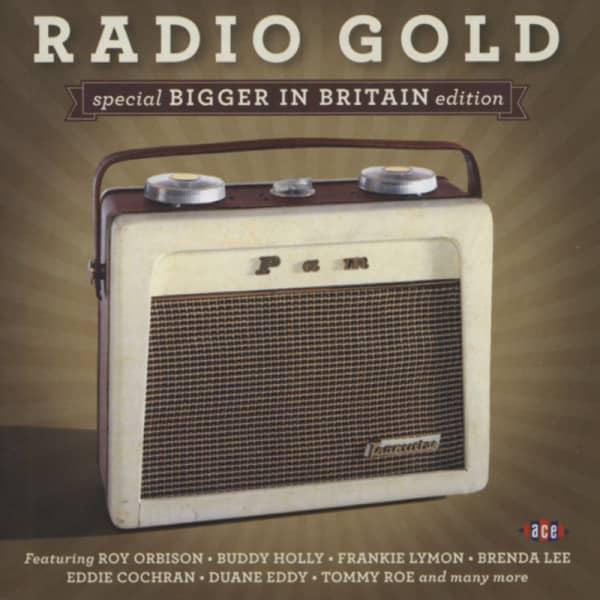 Radio Gold - Bigger In Britain