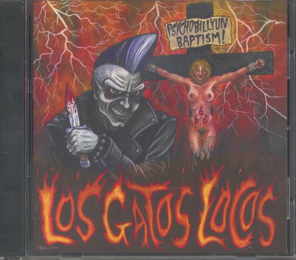 Psychobilly Baptism!!!!! (CD)