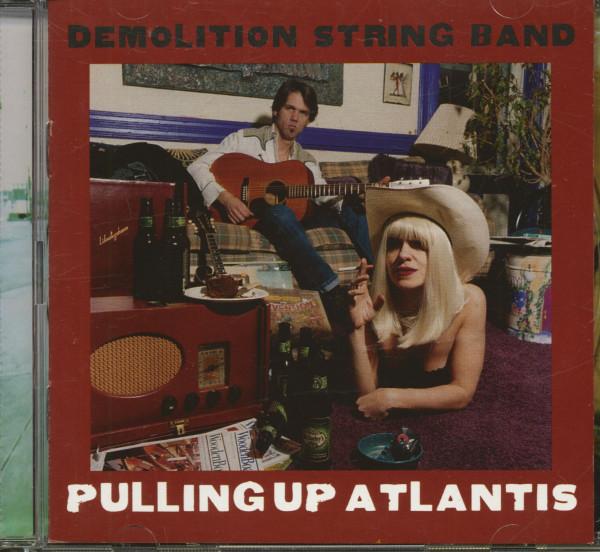 Pulling Up Atlantis (CD)
