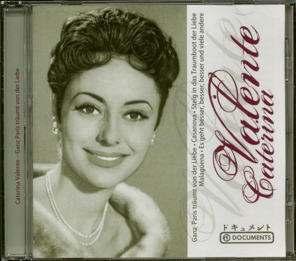 Ganz Paris Träumt Von Der Liebe (CD)