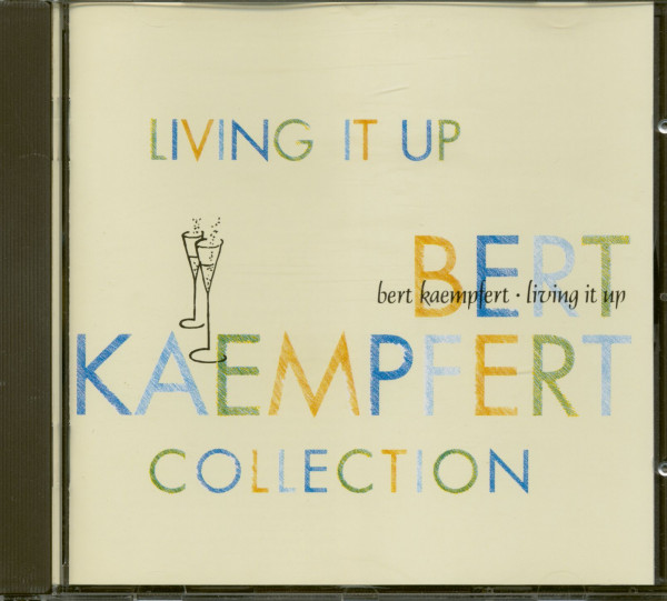 Living It Up (CD)