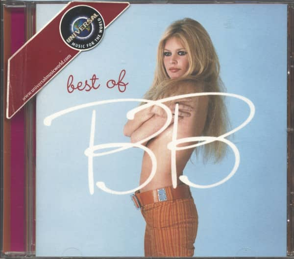 Best Of Brigitte Bardot (CD)
