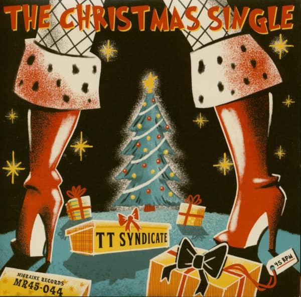 The Christmas Single (45rpm, 7inch, White Vinyl, PS, Ltd.)