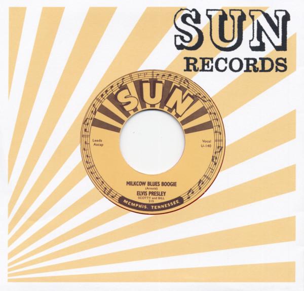 Milkcow Blues Boogie - You're Heartbreaker 45rpm