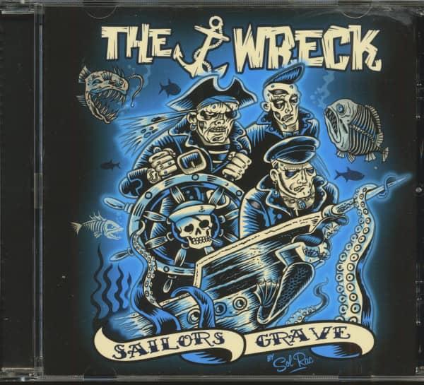 Sailors Grave (CD)