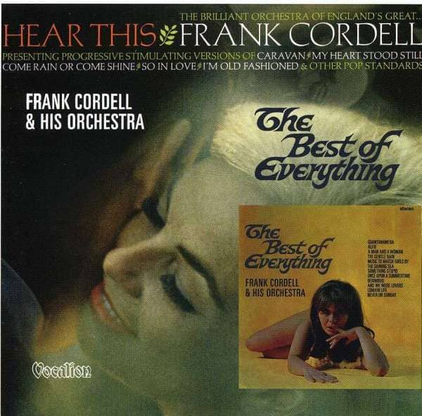 The Best Of Everything (1967) & Hear This (1963)