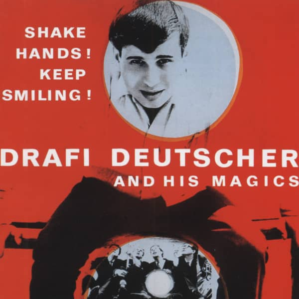 Shake Hands! Keep Smiling (CD)