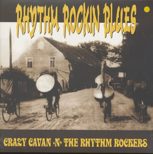 Rhythm Rockin Blues - Yellow Vinyl (LP)